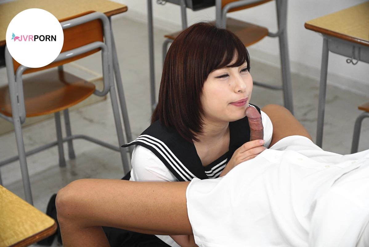 Japanese School Girl Gives You a Special Gift| screenshot-1